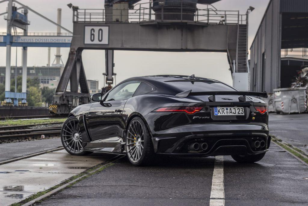 Jaguar F-Type tuning & exclusive refinement   Arden AJ 23