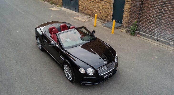 Bentley Continental GTC Arden Classic
