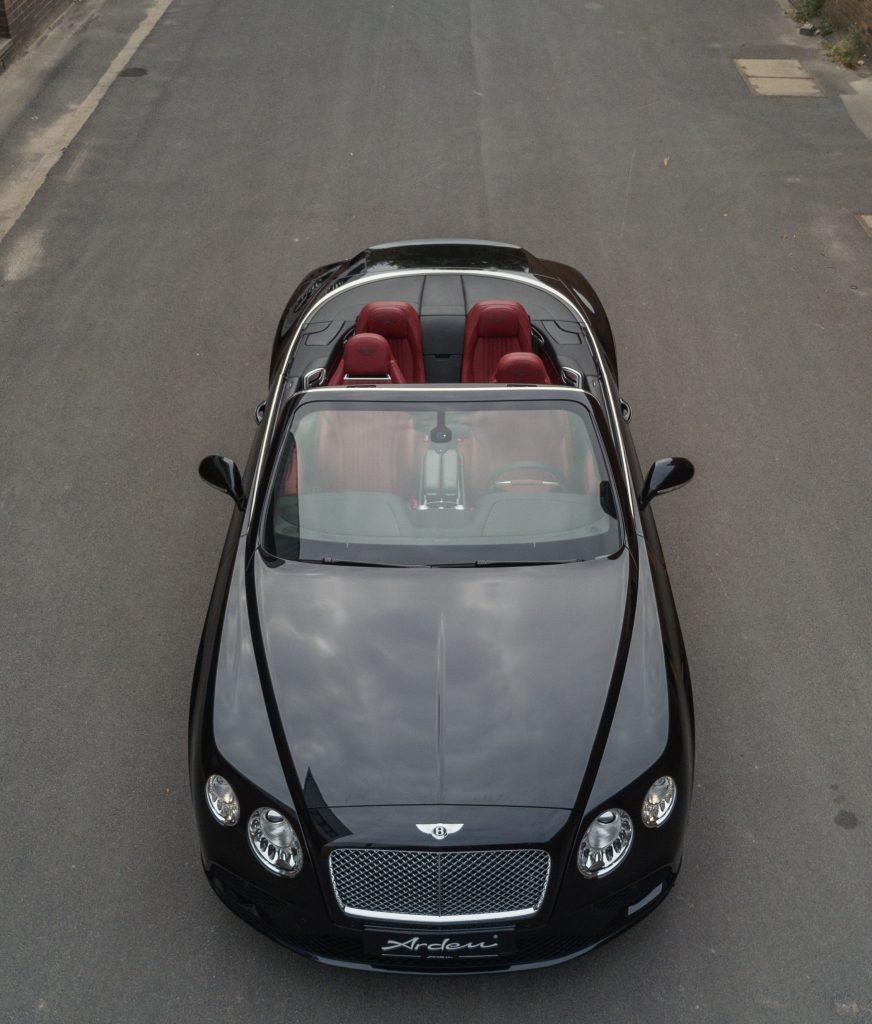 Classic Car Restoration Sold Ardenn