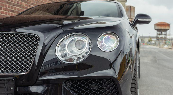 Bentley Continental GT Convertible  Arden Classic