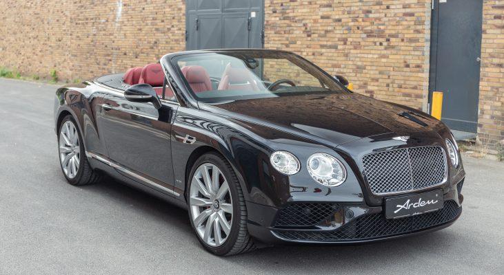 Bentley Continental GT Convertible | Arden | Front schräg