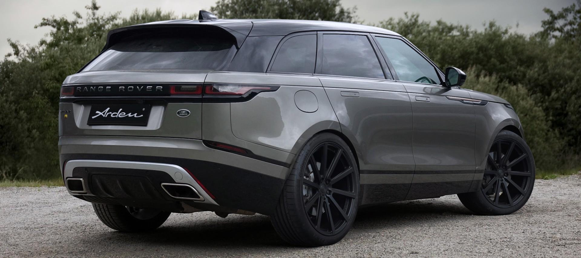Mini Cooper Convertible For Sale >> Range Rover Velar - Arden